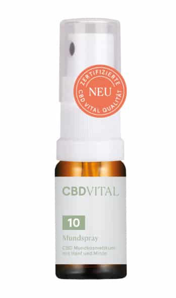 CBD Vital Mundspray im Test