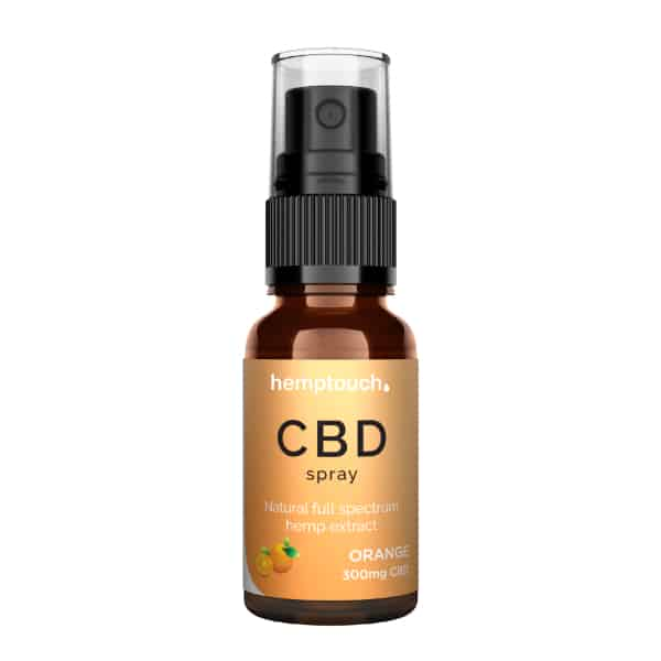 Hemptouch CBD Mundspray Test