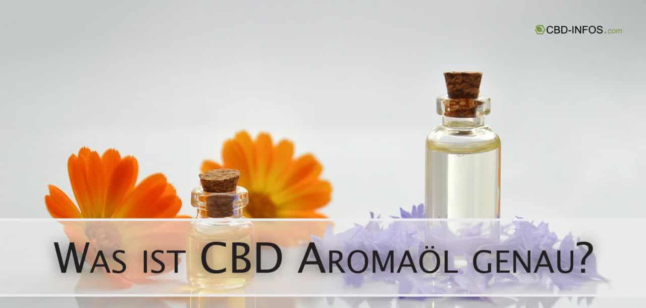 CBD Aromaöl
