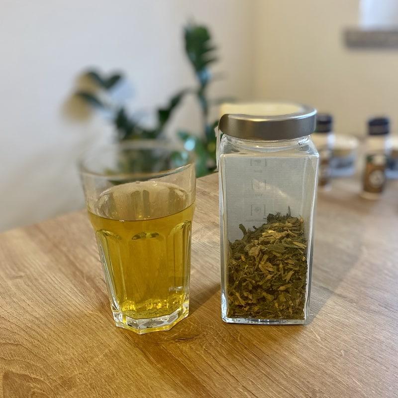 CBD Manufaktur CBD Tee