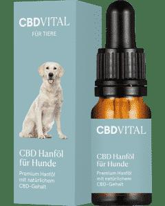CBD Öl für Hunde von CBD Vital
