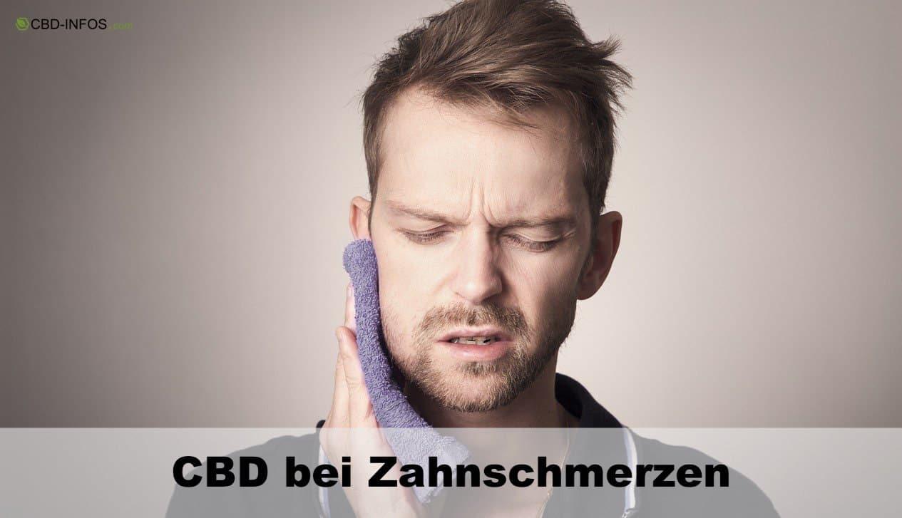 CBD bei Zahnschmerzen