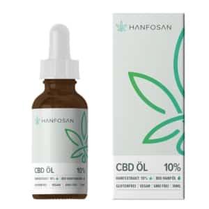 Hanfosan CBD Öl 10% Test