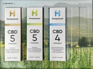 CBD Vital Naturextrakt Premium