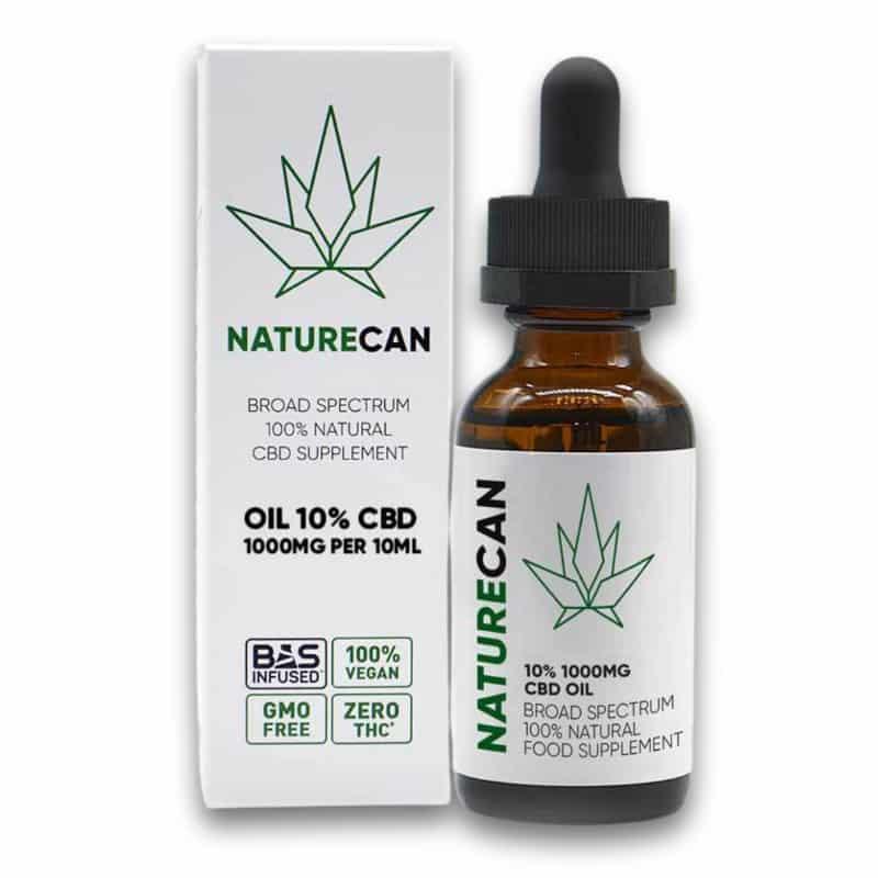 Naturecan CBD Öl 10 Prozent