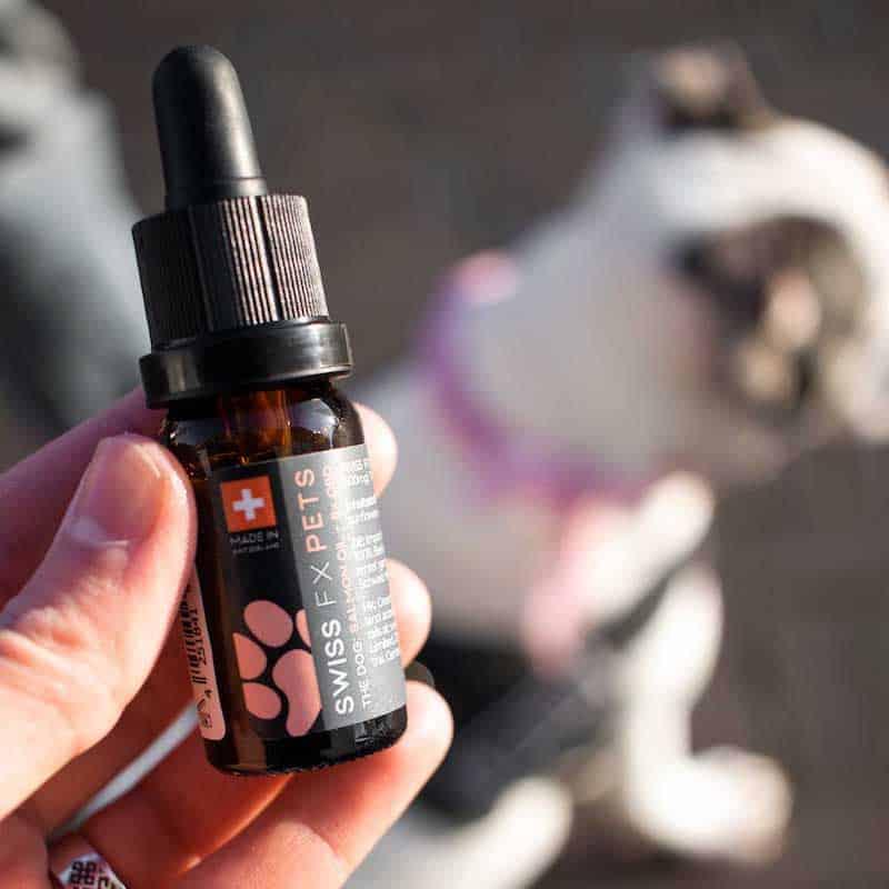SwissFX für Hunde