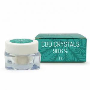 CBD Kristalle von Nordicoil