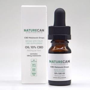 Naturecan Melatonin Schlaftropfen