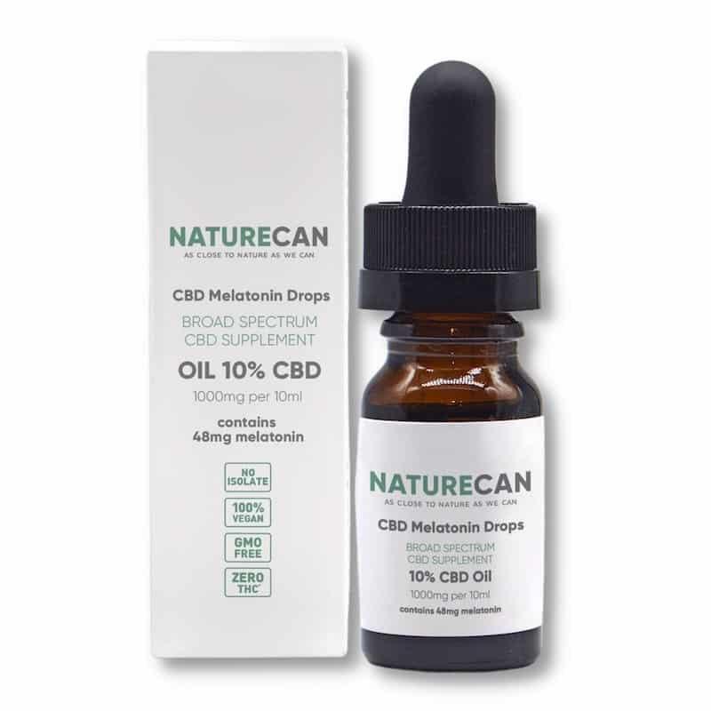 Naturecan CBD Schlaftropfen Test