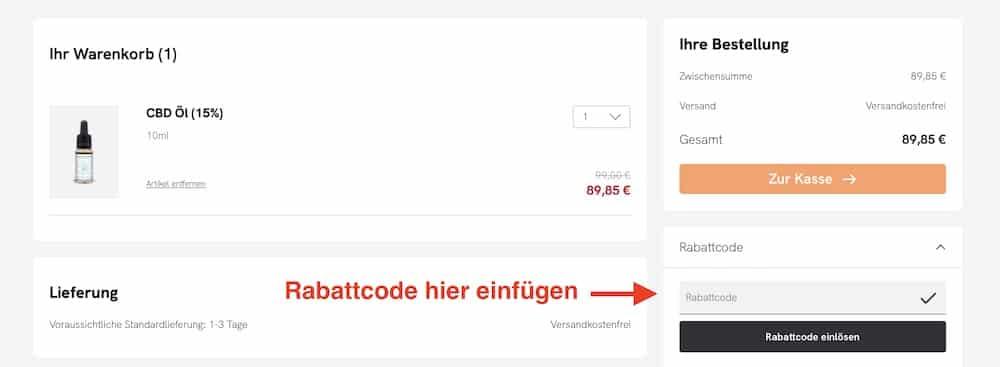 Nordicoil Rabattcode und Gutschein einlösen
