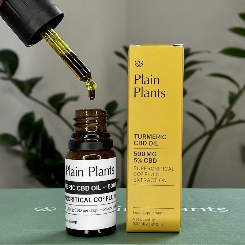 Plainplants turmeric Testbericht