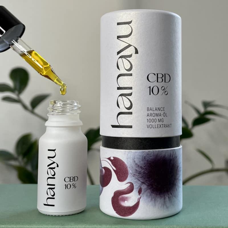 Hanayu 10 Prozent CBD Öl Testbericht
