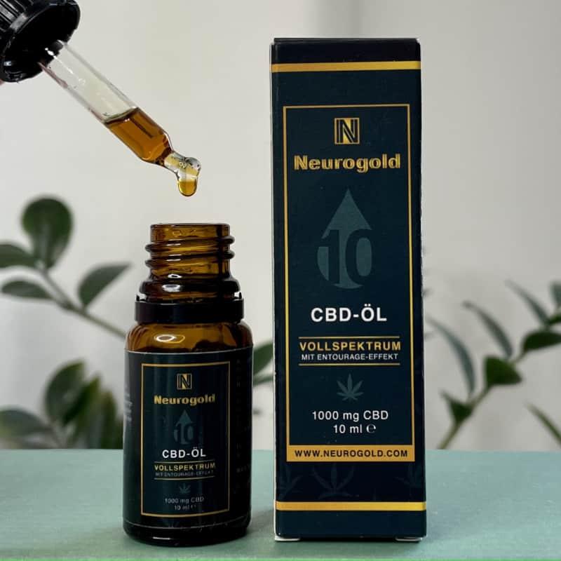 Neurogold CBD-Öl Testbericht